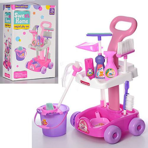 Детский игровой набор для уборки Bambi A5953