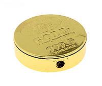 """Зажигалка """"Золотая монета"""", фото 1"""
