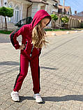 Детский спортивный костюмтрикотаж двухнить размер: 122, 128, 134, 140, 146, фото 5