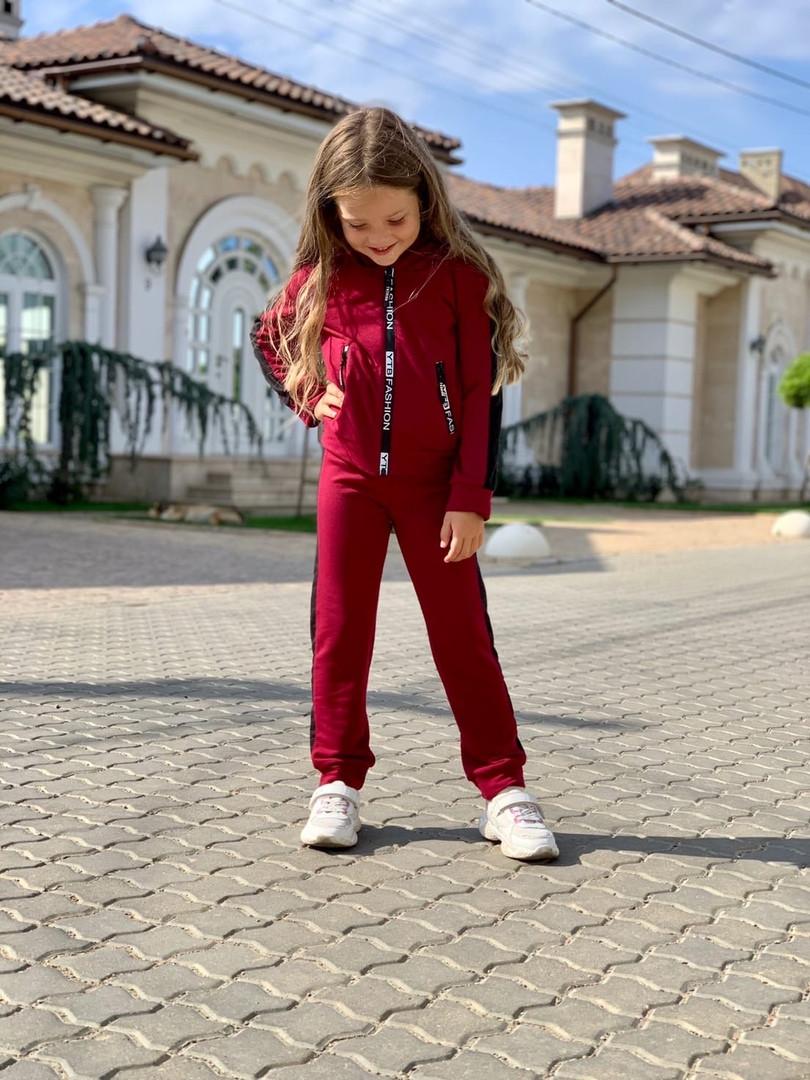 Детский спортивный костюмтрикотаж двухнить размер: 122, 128, 134, 140, 146