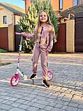 Детский спортивный костюмтрикотаж двухнить размер: 122, 128, 134, 140, 146, фото 8