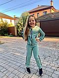 Детский спортивный костюмтрикотаж двухнить размер: 122, 128, 134, 140, 146, фото 2