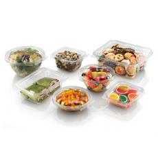 Упаковка для салатов и полуфабрикатов