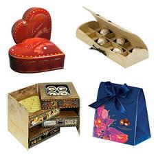 Упаковка для кондитерских изделий и кулинарии
