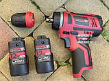Шуруповерт аккумуляторный Ижмаш Industrialline ICD-12DFR, фото 8