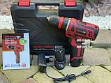 Шуруповерт аккумуляторный Ижмаш Industrialline ICD-12DFR, фото 2