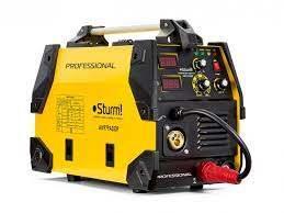 Сварочный инверторный полуавтомат (MIG/MAG,MMA, 350А) Sturm AW 97PA 350P(Бесплатная доставка)