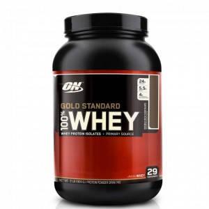 Протеїн Optimum Nutrition 100% Whey Gold Standard - 900 г USA, фото 2