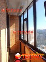 Отопление балкона, лоджии