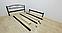 Металлическая кровать Вероника. ТМ Металл-Дизайн, фото 4