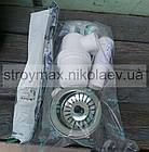 Кухонна мийка гранітна Jorum 86 (860*500*217) Nero (901)ТМ Galati, фото 6