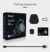 Bluedio V2 Bluetooth наушники Беспроводная гарнитура PPS12 драйверы с микрофоном Высококачественные наушники