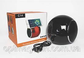 Оригінальна портативна акустична колонка JBL з підставкою для телефону, USB, SD, FM, Bluetooth XN-C14