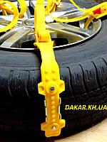 Антискользящий ремень Vimax на колесо автомобиля