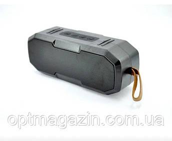 Колонка с USB, SD, FM, Bluetooth, 2 динамиками, сабвуфером HS-211, фото 2