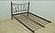 Металлическая кровать Калипсо-2 . ТМ Металл-Дизайн, фото 3