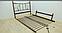 Металлическая кровать Калипсо-2 . ТМ Металл-Дизайн, фото 4