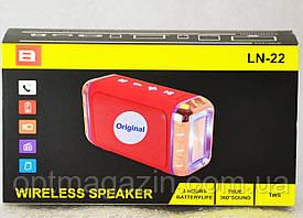 """Колонка Bluetooth """"B"""" LN-12"""