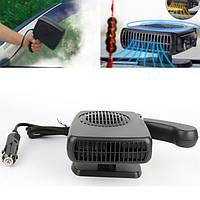 Автомобильный тепловентилятор и обдув стекол 2 в 1 Auto Heater Fan Climo sj-006 автообогреватель от, фото 1