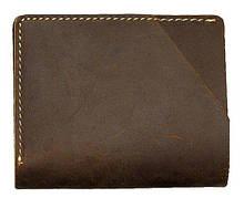 Бумажник матовый Vintage 20064 Коричневый (20064)
