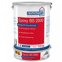 Водоэмульсируемая пигментированная  2-х компонентная эпоксидная смола Epoxy BS 2000