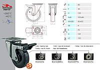Термостійкі колеса серії RHT