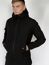 "Куртка Softshell ""Intruder"" S Черная (1590399975)"