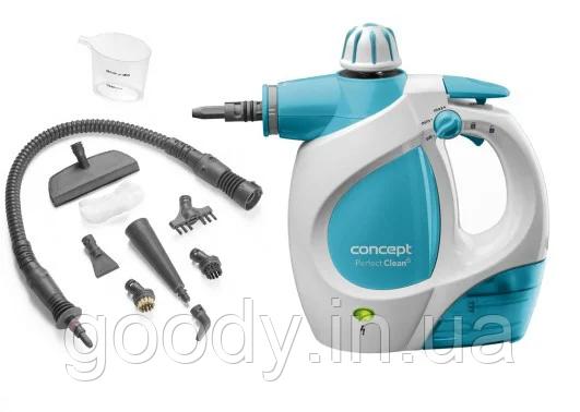 Пароочисник Concept CP1010 Perfect Clean 1200 Вт