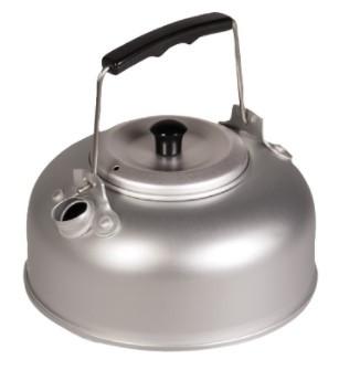 Чайник Mil-Tec походный алюминиевый 1Qt(0,95л) с ситечком 14695000