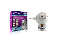 Feliway (Феливей) Диффузор с флаконом 48 мл модулятор поведения для кошек, фото 1