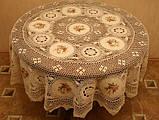 Скатертина льон 140 -180, фото 2