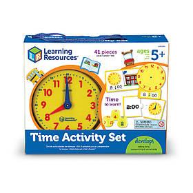 Обучающая игра Learning Resources - Изучаем время (LER3220)