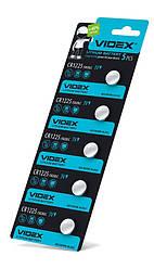 Батарейка літієва Videx CR1225