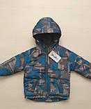 Куртка дитяча на флісі, фото 2