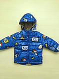 Куртка дитяча на флісі, фото 6