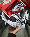 Кроссовки Nike Air Max Zero (сине-белые) KS 001, фото 3