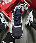 Кроссовки Nike Air Max Zero (сине-белые) KS 001, фото 5