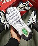 Кроссовки Nike Air Max Zero (сине-белые) KS 001, фото 6