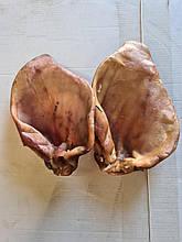 Ухо говяжье сушеное лакомство для собак 1 шт