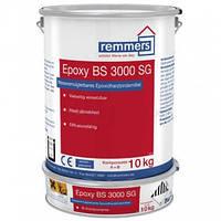 Водоэмульсируемая пигментированная  2-х компонентная эпоксидная смола Epoxy BS 3000 SG