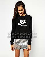 Женский свитшот / Толстовка Nike Sportswear