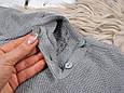 Вязаный человечек Loran MagBaby серый, фото 5