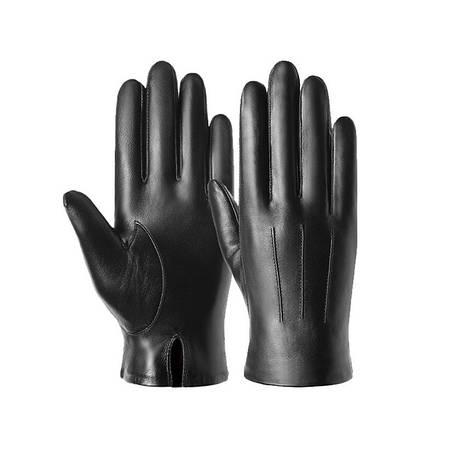 (до110грн-135грн) Кожа мужские перчатки оптом