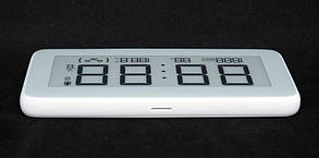 Часы термометр гигрометр Xiaomi Mi home (Mijia) Temperature And Humidity Electronic Watch LYWSD02MMC, фото 3