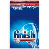 Соль для посудомоечной машины Finish, 1.5 кг