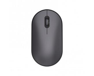 Мышь беспроводная Xiaomi MIIIW Air Dual Mode Wireless Mouse Silent Edition (MWWHM01) Black