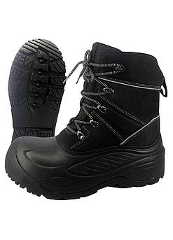 Ботинки зимние Norfin Discovery (-30°) р.40 Черный 14960-40