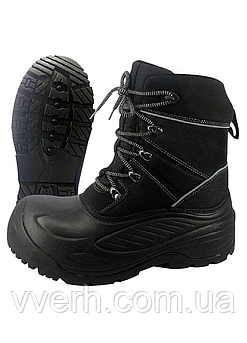 Ботинки зимние Norfin Discovery (-30°) р.42 Черный 14960-42