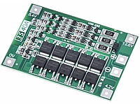 3S 40A BMS модуль защиты и контроля заряда Li-Ion 18650, фото 1