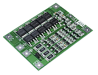 4S 40A BMS модуль защиты и контроля заряда Li-Ion 18650, фото 1